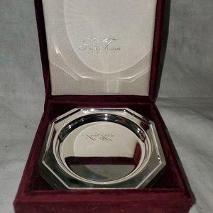 Godinger Silver treasure 6 coasters